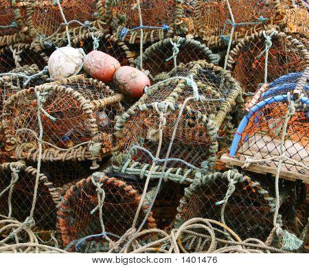 Fishing Creels 1