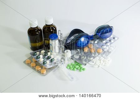 Abuses of medicines of athletes