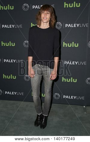 LOS ANGELES - JUL 26:  Katherine Moennig at the An Evening with