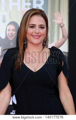 LOS ANGELES - JUL 26:  Annie Mumolo at the