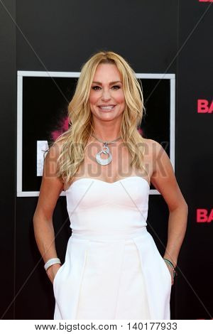 LOS ANGELES - JUL 26:  Taylor Armstrong at the