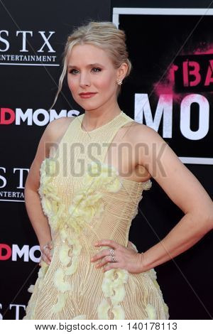 LOS ANGELES - JUL 26:  Kristen Bell at the