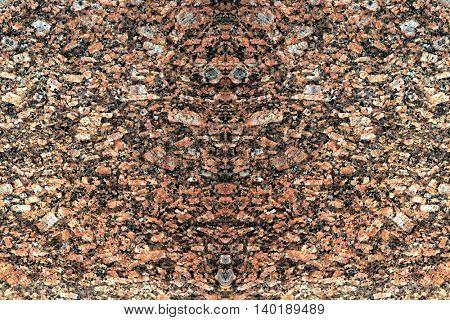 close up shot of granite surface