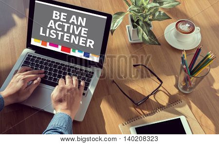 Be An Active Listener