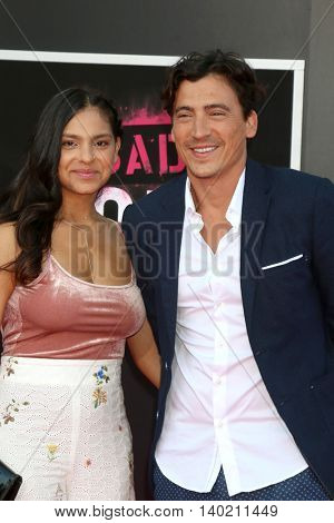 LOS ANGELES - JUL 26:  Guest, Andrew Keegan at the