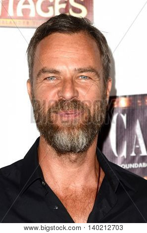 LOS ANGELES - JUL 20:  JR Bourne at the