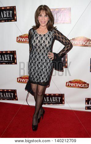 LOS ANGELES - JUL 20:  Kate Linder at the