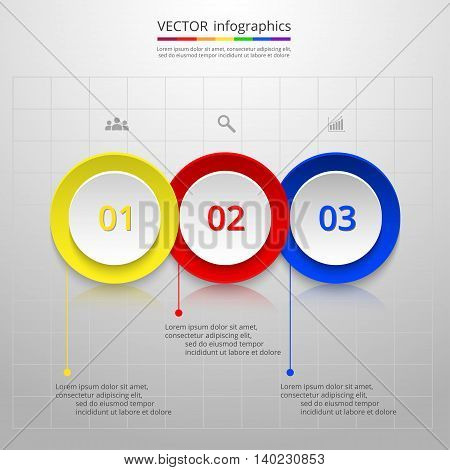 Vector Business Template For Presentation.