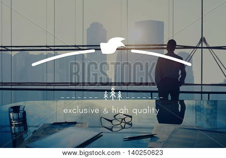 Brand Branding High Quality Exclusive Concept
