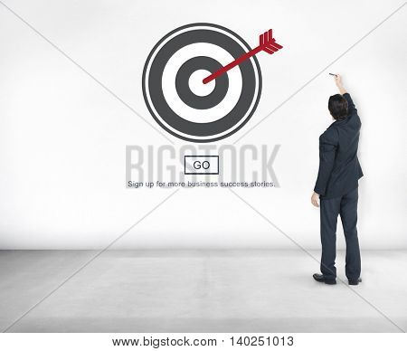 Targeting Aiming Shot Directional Accurate Concept