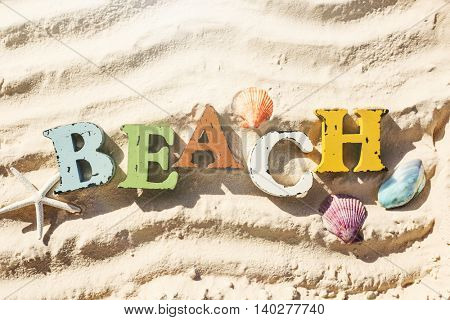 Summer Vacation Travel Beach Holiday Relax Concept