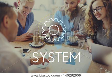 System Business Action Analysis Development Concept