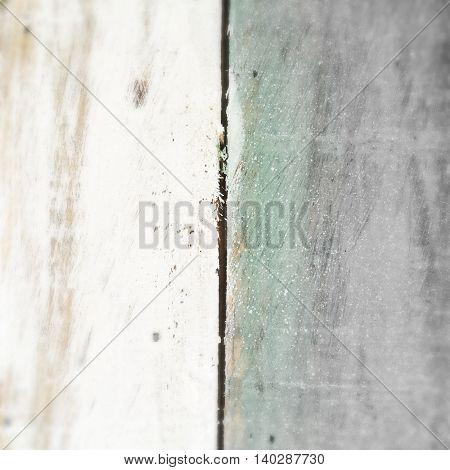 old wooden surface background - vintage filtered