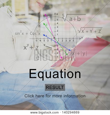 Equation Youth Culture Concept