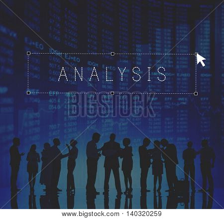 Analytics Data Analysis Information Study Research Concept
