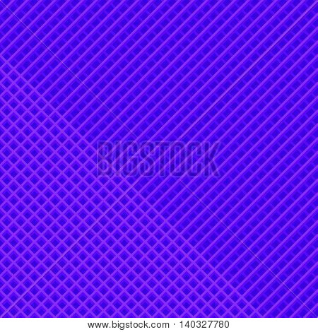 Regular Grid, Mesh Pattern With Shadow. Seamlessly Repeatable Cellular, Reticular-reticulate Pattern