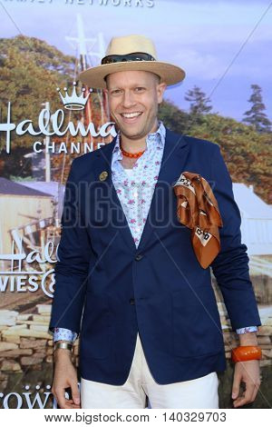 LOS ANGELES - JUL 27:  Dan Kohler at the Hallmark Summer 2016 TCA Press Tour Event at the Private Estate on July 27, 2016 in Beverly Hills, CA