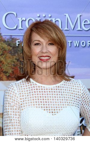LOS ANGELES - JUL 27:  Lee Purcell at the Hallmark Summer 2016 TCA Press Tour Event at the Private Estate on July 27, 2016 in Beverly Hills, CA