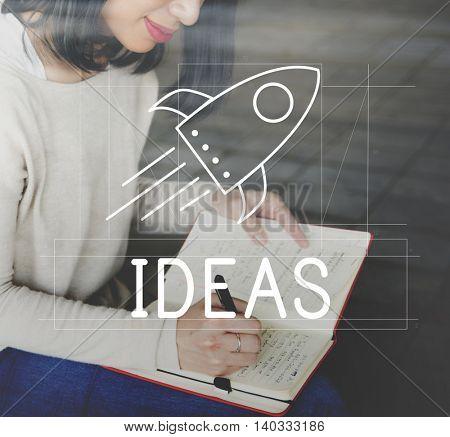 Goals Ideas Mission Spaceship Concept