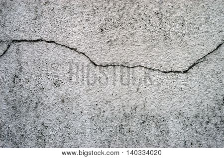 old cement wall cracks textures and background