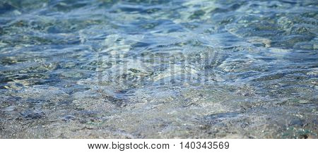 an image of an blue ocean water background