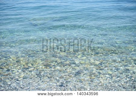 an image of an ocean water background