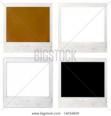 instant film frames set
