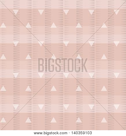 Infinity geometric pattern. Abstract seamless background vector graphic. Modern triangle stripe.