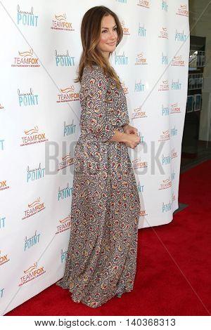 LOS ANGELES - JUL 27:  Minka Kelly at the