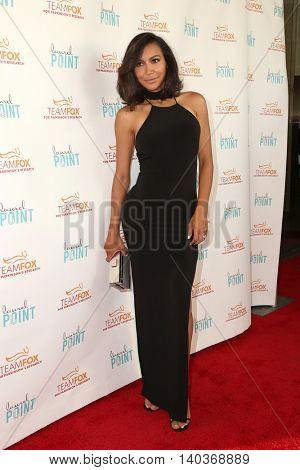 LOS ANGELES - JUL 27:  Naya Rivera at the