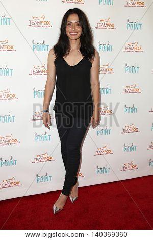 LOS ANGELES - JUL 27:  Sarah Shahi at the