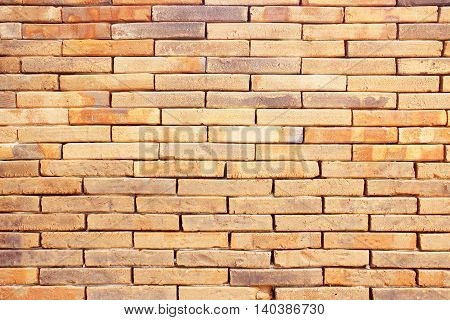 The red brick wall texture grunge background