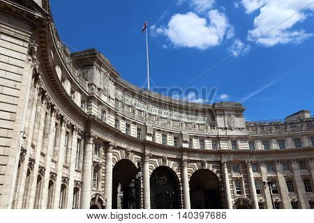 London Admiralty Arch