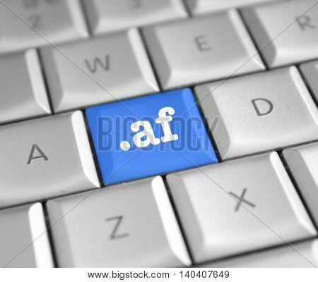 .af domain name