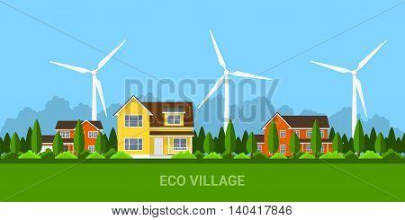 Eco Village Concept