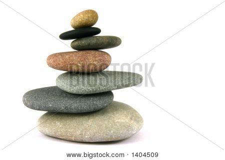 Seven Pebbles Pyramid