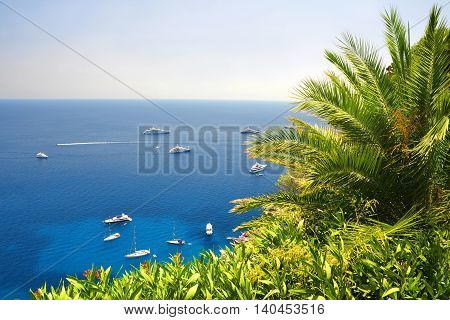 Capri island - Campania region of Italy, Europe