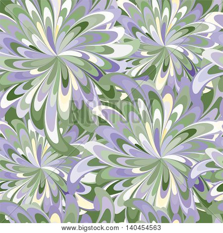 Repetitive abstract pattern in delicate lilac tones. Vector illustration.
