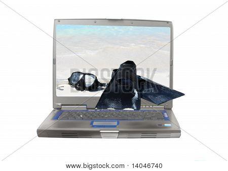 Internet Snorkling Vacation