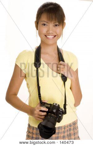 Kamera Mädchen 3