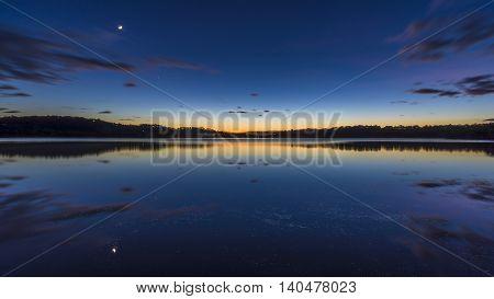 lake landscape nature sunset  wallpaper Beautiful background