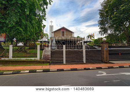 St Thomas' Cathedral Kuching