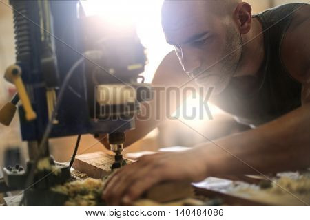 Concentration at work