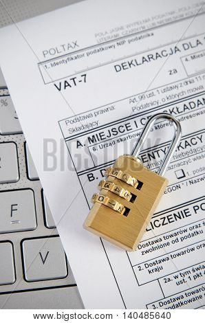 Tax Office Controls Business Through The Internet