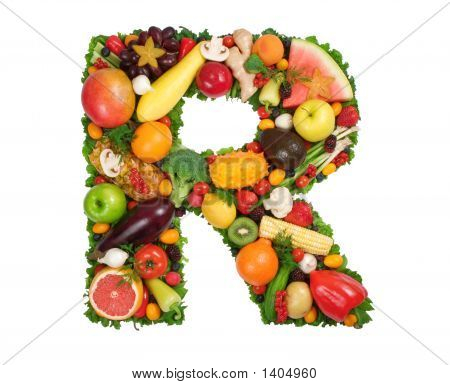 Alphabet Of Health - R