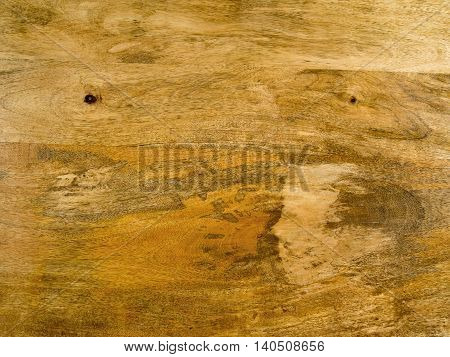 Photo of an old wood table as a background.