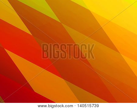 Modern artistic orange red decorative background surface