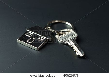 House Keys For Real Estate Concept