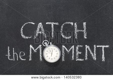 Catch Moment Watch