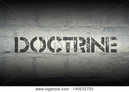 Doctrine Word Gr